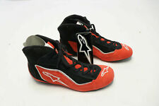 ALPINESTARS SP Racing Shoes Mid Top FIA SFI 3.3/5 Red 7  2015 Euro Race Boot NEW