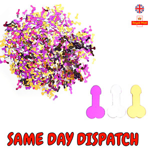 Willy TABLE Scatter Confetti Sparkle Hen Party NIght Do Decoration Accessories
