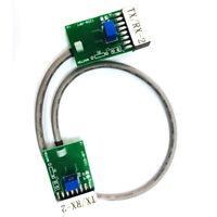 Duplex Repeater Interface Cable Fit For Motorola Radio CDM750 M1225 CM300 GM300