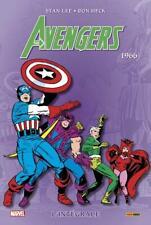 Intégrale Marvel Avengers 1966 NED