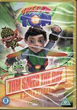 Tree Fu Tom: Tom Saves the Day - DVD  - Brand New & Sealed
