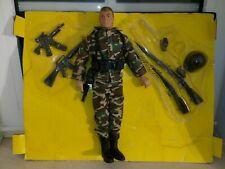 Military Figure Action Man Big Jim G.I. Joe Ultimate Soldier KO Figure