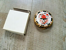 Stratton Compact plated boxed