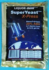 A package of liquor quick Super Yeast X-Press turbo 20%