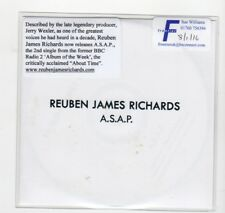 (HU970) Reuben James Richards, A.S.A.P. - 2016 DJ CD