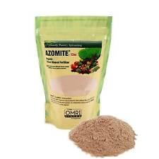 Azomite- Trace Mineral Fertilizer-Garden Gardening Plant Soil Amendment - Omri
