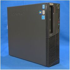 Lenovo ThinkCentre M82 Desktop PC - i5-3470 3.06GHz, 4GB RAM, 500GB HDD, No OS