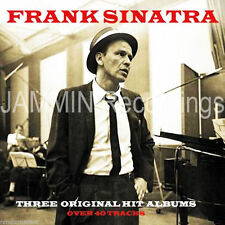 FRANK SINATRA - THREE ORIGINAL HIT ALBUMS - BOX SET - 3 CD
