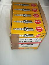 10 NGK BMR4A spark plugs , Machinery , Mowers , Generators . Honda ,Kawasaki etc