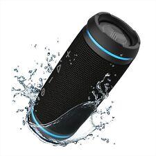 TREBLAB HD77 Portable Bluetooth Speaker True Wireless Stereo 25W Water Resistant