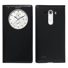Accessorio Custodia Cover S-View NERO LG G3 D850 D851 D855 VS985 LS990 D852