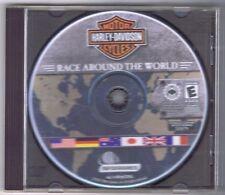 Harley-Davidson Motorcycles: Race Across America (PC, 1999, Infogrames)