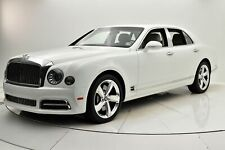 New Listing2017 Bentley Mulsanne Speed