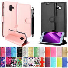 FOR SAMSUNG GALAXY A8 A6 A3 & A5 2016 2017 2018 PHONE CASE COVER + FREE Stylus