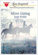 Silver Lining (Laurel Glen Series #2) (Love Inspired #173) by Welsh, Kate, Good