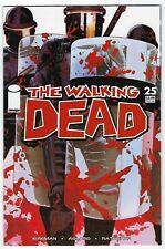 Walking Dead # 25 1st Print VF/NM  Zombie Kirkman AMC Image