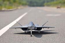 Skyflight LX YF23 Twin 70MM EDF RC RTF Plane W/ Metal Retract Battery Radio Sys