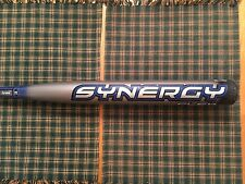 *RARE* NICE!! OG 2005 EASTON SYNERGY FLEX CNT SCN3 26 oz HOT Slowpitch Softball