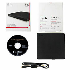 LG SP80NB60 Ultra Slim External 8X M-Disc CD DVD RW Drive Burner Writer USB 2.0