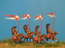Germania Figuren 1/72 Siege Of Vienna 1683 Polish Winged Hussars  #GF72-0203