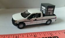 1/64 CUSTOM Ford f150 fs coop TRUCK & probox invision Seed corn ERTL farm toy