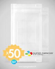 50 CALES TRAY INSERT INLAY NEUVES NINTENDO POUR BOITES SUPER FAMICOM SFC JAP