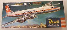 Revell Douglas DC-7C Swissair Airlines H267 Vintage
