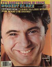 1977 E-Go Collector's Series Robert Blake Magazine #7