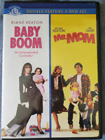 MGM Double Feature: Baby Boom & Mr. Mom 2-Disc DVD Set