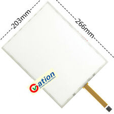 """for 12.1"""" 5wire Resistive Touch screen Panel Digitizer film (4:3) 266*203mm"""