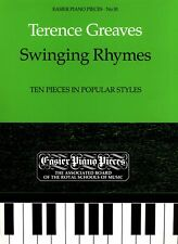 Swinging Rhymes (Ten Pieces in Popular Styles): Easier Piano Pieces 81