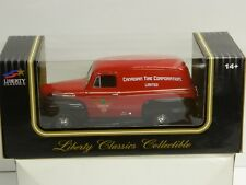 Liberty Classics CANADIAN TIRE 1948 FORD Panel Delivery Truck RED Mint in Box}