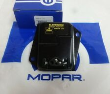 NEW Dodge Challenger,Charger, Plymouth Cuda Etc.1972 Up Voltage Regulator, Mopar