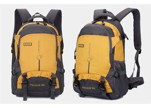 25 45L Waterproof Womens Mens Outdoor Sports Travel Backpack Bag Daily Schoolbag