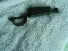 Ww2 german marked K98 8mm mauser rifle milled complete triggerguard w floorplate