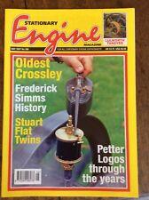 STATIONARY ENGINE MAGAZINE May 2007 No.398 Oldest Crossley Petter Stuart