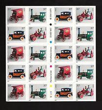 ANTIQUE TOYS stamp sheet - MNH