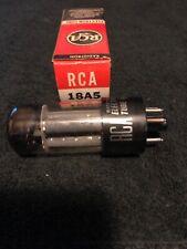 RCA 18A5 Vacuum Tube NOS