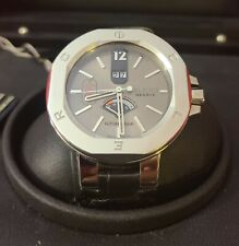 CLERC ICON 8, BIG DATE/POWER RESERVE Stainless Steel SS WITH  BOX and Tags