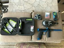 Planet Eclipse CS2 Paintball Marker with Ninja 68/4500 Tank and Accessories