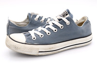 Converse Womens 6 Gray Chuck Taylor All Star Lace Up Textile Athletic Shoes