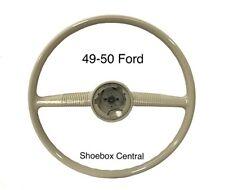 1949 1950 Ford Shoebox Steering Wheel Brand New