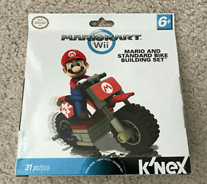 K'Nex Mario MarioKart Wii Bike Building Set