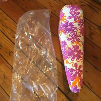 Old School NOS Troxel Groovy Floral Banana Bike Seat-80's-Fits Murray  & Others