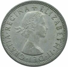 ONE FLORIN / 1967 / QUEEN ELIZABETH II.  #WT17479