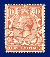 1924 SG420 1½d Red-Brown N35(1) Good Used axmc