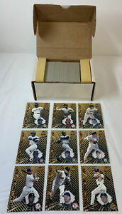 1997 Pacific Prisms baseball FULL COMPLETE SET #1-150
