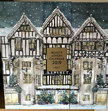 Liberty of London Christmas Advent Calendar 2019 - EMPTY excellent condition