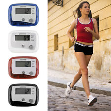 86| Podomètre Numérique-LCD-Clip-Compteur de Calories-Marche-Distance-Pas-Course
