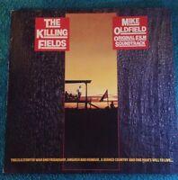 MIKE OLDFIELD - The Killing Fields - 1984 Vinyl LP - Virgin V2328